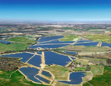 "Solarni park ""don rodrigo"" od 175 mw, južna španjolska"